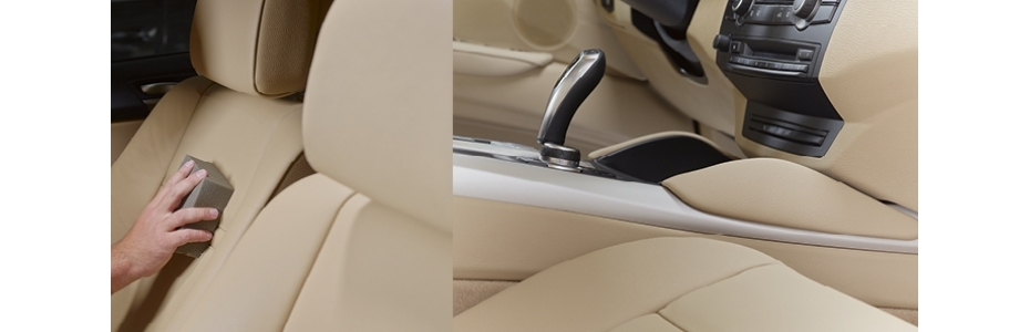 Pečujte o interiér vozu šetrně a s láskou! POL STAR: Unikátní na čištění kůže i dalších textilií - čisticí prostředky - ekoGRADO