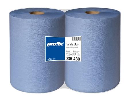 Papírové utěrky v roli - T035430