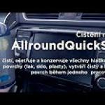 Čištění navigace vozidla ALLROUNDQUICKSHINE - čisticí prostředky - ekoGRADO