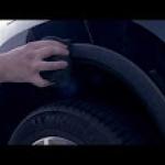 Ošetření vnějších plastů vozidla přípravkem NANOMAGICPLASTCARE - čisticí prostředky - ekoGRADO