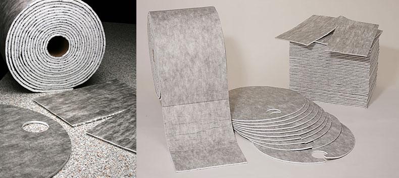 Sorpční rohož - EVER SOAK 22854 48 ks v roli, 72 x 48 cm