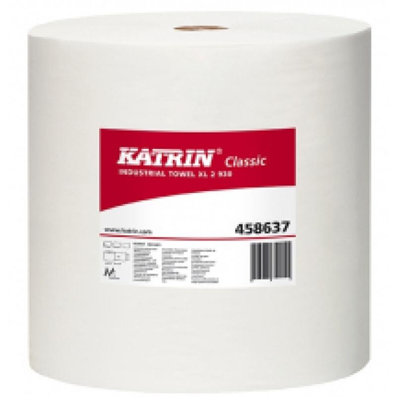 Průmyslové utěrky v roli Katrin Classic XL 458637 26x28 cm