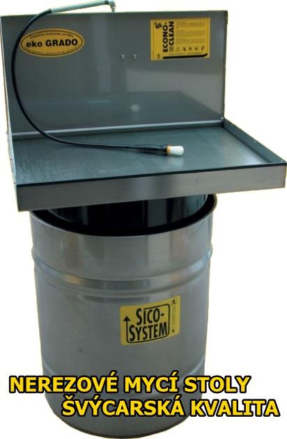 Dílenský mycí stůl ECONO - CLEAN