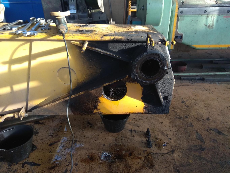 Silný čistič podlah a motorů Amstutz Amklene D Forte 30 kg, fotografie 1/3