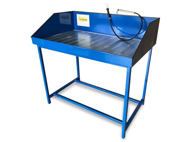 Dílenské mycí stoly pro každý průmysl!