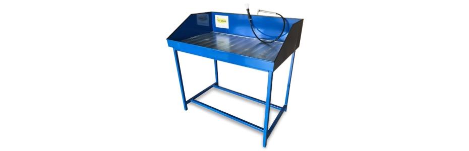 Dílenské mycí stoly pro každý průmysl! - čisticí prostředky - ekoGRADO