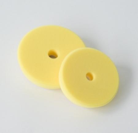 Leštící kotouč žlutý středně tvrdý V-Form Koch 163x30 mm 999044V