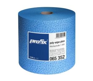 Papírové utěrky v roli Temca Poly Wipex T065352, 1-vrstvé, 36x32 cm