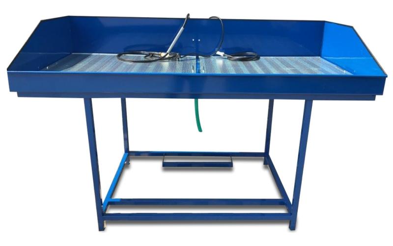 Dílenský mycí stůl Amstutz Eko 1600 lakovaný