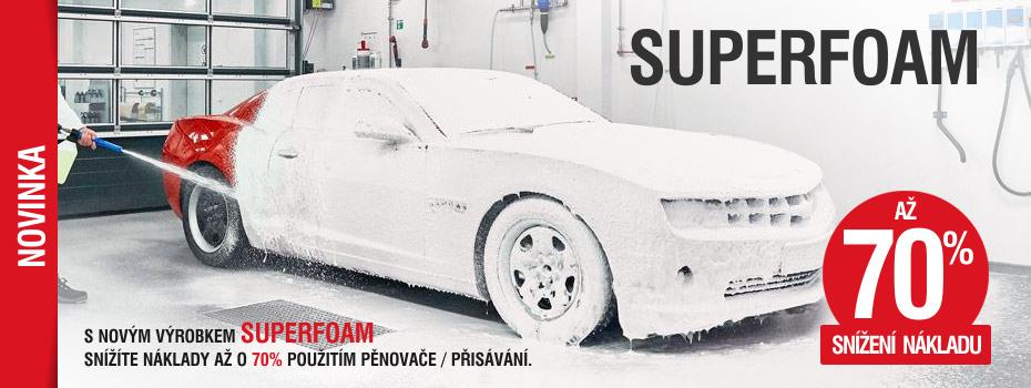 SUPER FOAM pěna pro pěnové mytí 33 kg, fotografie 1/1