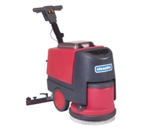 Podlahový mycí stroj Cleanfix RA 431 E včetně eliptické lišty