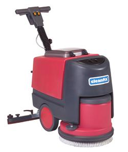 Mycí stroj na podlahy Cleanfix - RA 431 E včetně eliptické lišty