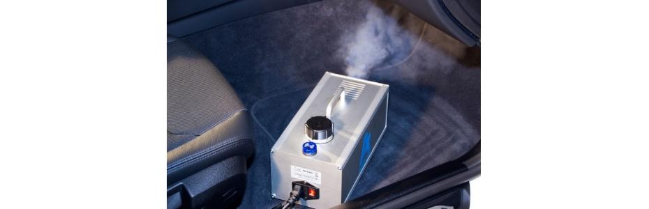 AIRTUNE – zařízení pro hygienické čištění klimatizace a motorového vozidla - čisticí prostředky - ekoGRADO