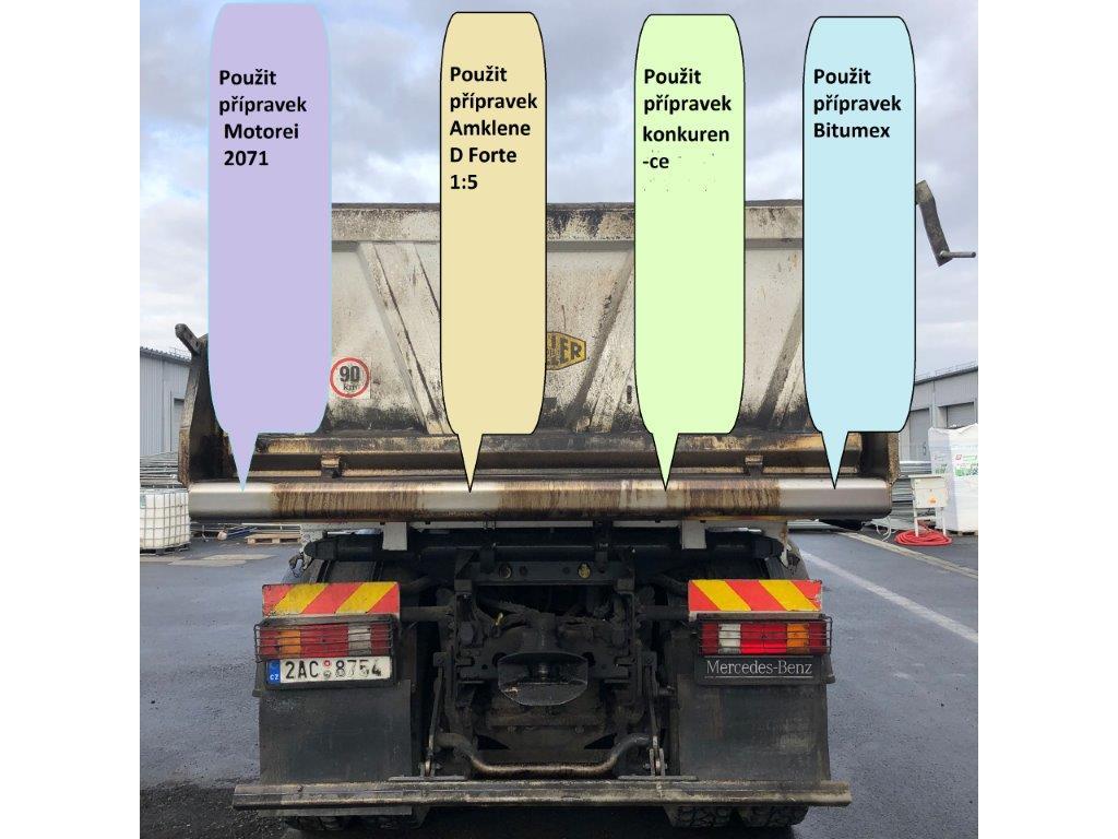 Odstraňovač asfaltu, dehtu - BITUMEX 25 l, fotografie 1/1