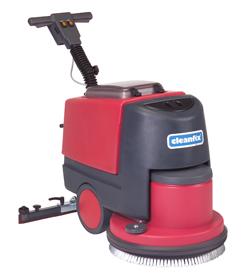 Mycí stroj na podlahy Cleanfix - RA 501 E včetně sací eliptické lišty