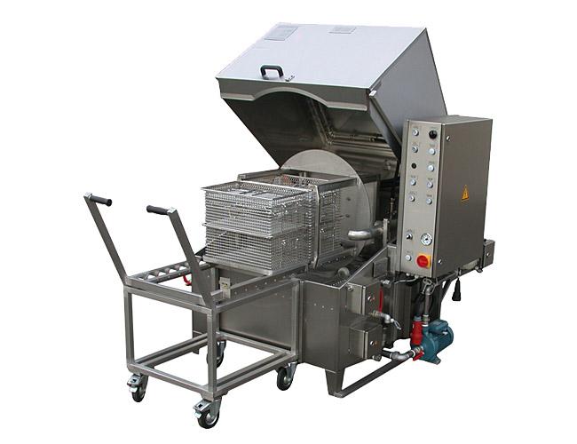 Průmyslová pračka s ohřevem - typ TH