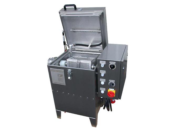 Průmyslová pračka s ohřevem – typ C
