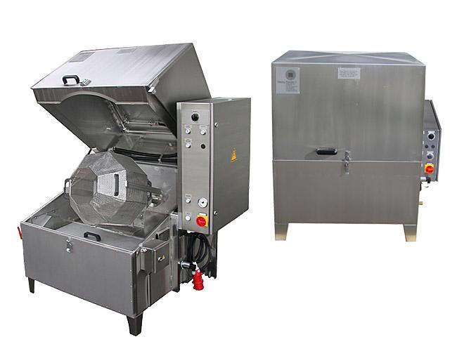 Průmyslová pračka s ohřevem - typ T
