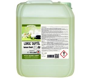 Osvěžovač vzduchu Oehme Lorol Lemon 380 10 l