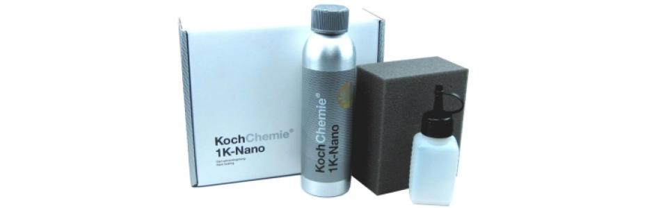 Jak na auto bez škrábanců? jedině s kvalitní NANO kosmetikou od firmy Koch - čisticí prostředky - ekoGRADO