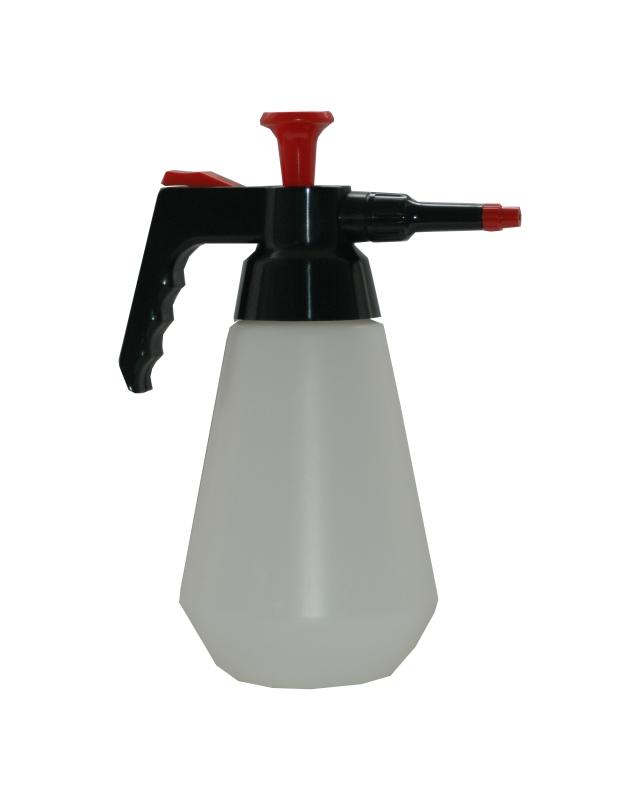 Tlaková pistole postřikovací odolná rozpouštědlům Kläger červeno-černá 1,5 l 040727
