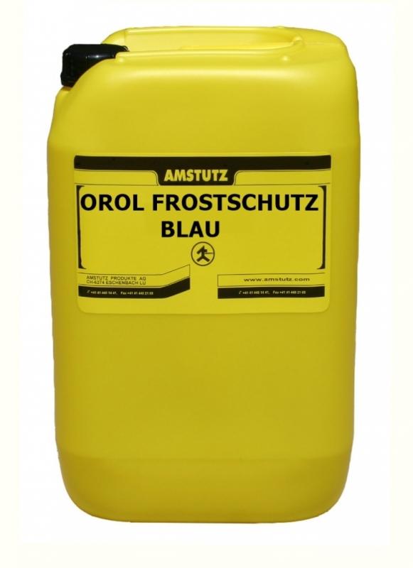Nemrznoucí směs do chladičů Amstutz Orol Frostschutz blau 30 kg