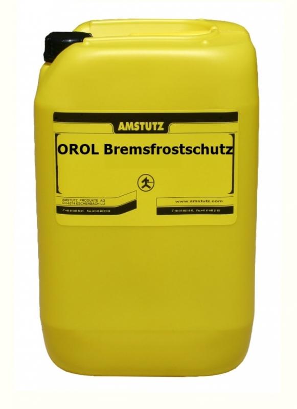 Zimní směs proti zamrzání vzduchových brzd Amstutz Bremsfrostschut 25 l