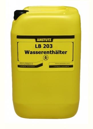 Změkčovač vody Amstutz LB 203 - Wasserenthälter 25 kg