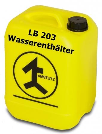 Změkčovač vody Amstutz LB 203 - Wasserenthälter 5 kg