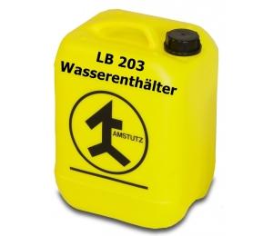 Změkčovač vody Amstutz LB 203 - Wasserenthälter 10 kg