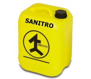 Čistič toalet Amstutz Sanitro 5 kg