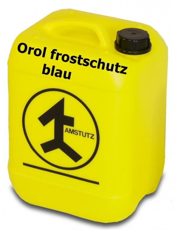 Nemrznoucí směs do chladičů Amstutz Orol Frostschutz blau 10 kg