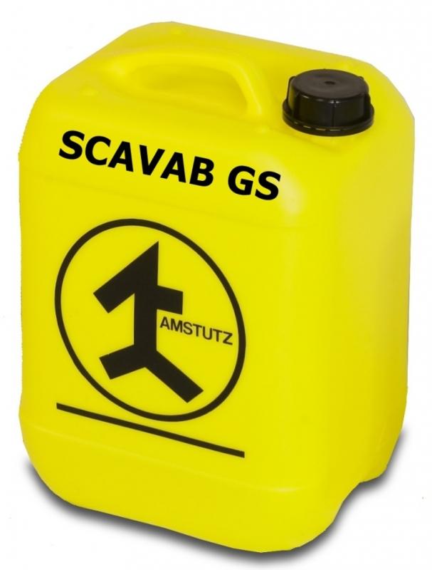 Leštící prostředek do myček nádobí Amstutz Scavab GS 5 kg