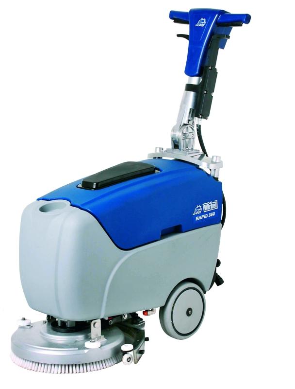 Podlahový mycí stroj Cleanfix Rapid 38 E