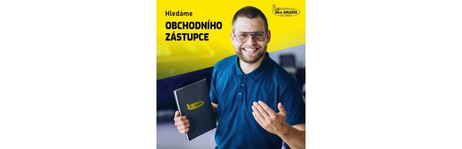 Hledáme obchodního zástupce pro Brno a okolí - čisticí prostředky - ekoGRADO