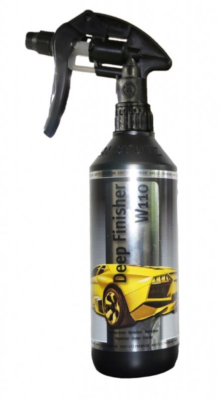 Tekutý vosk Amstutz W110 DEEP FINISHER 500ml s rozprašovačem