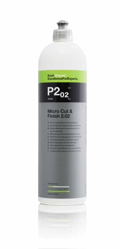 Leštěnka Koch Micro Cut Finish P2.02 1000 ml