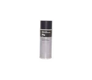 Lak na plast černý Koch spray 400 ml