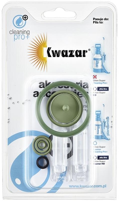 Sada těsnění Kwazar pro Orion Super 6 l Pro+ Viton (zelené) 26250