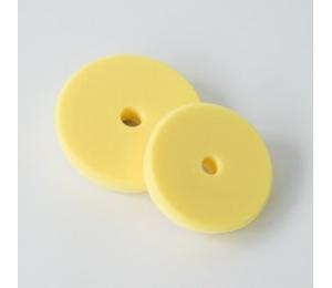 Leštící kotouč žlutý středně tvrdý V-Form Koch 145x30 mm 999267V