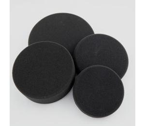 Leštící kotouč černý pro finální leštění Koch 160x30 mm 999292