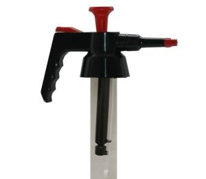 Tlaková pistole horní část červeno-černá Kläger 5070069