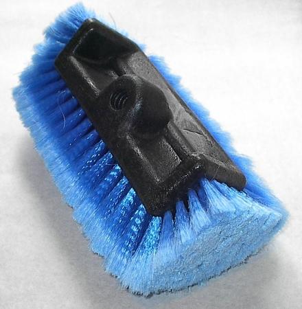 Kartáč na mytí aut průtokový Lemmen X215 třístranný