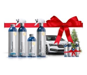 Výhodný balíček autokosmetiky Koch 3+1 výrobek Zdarma