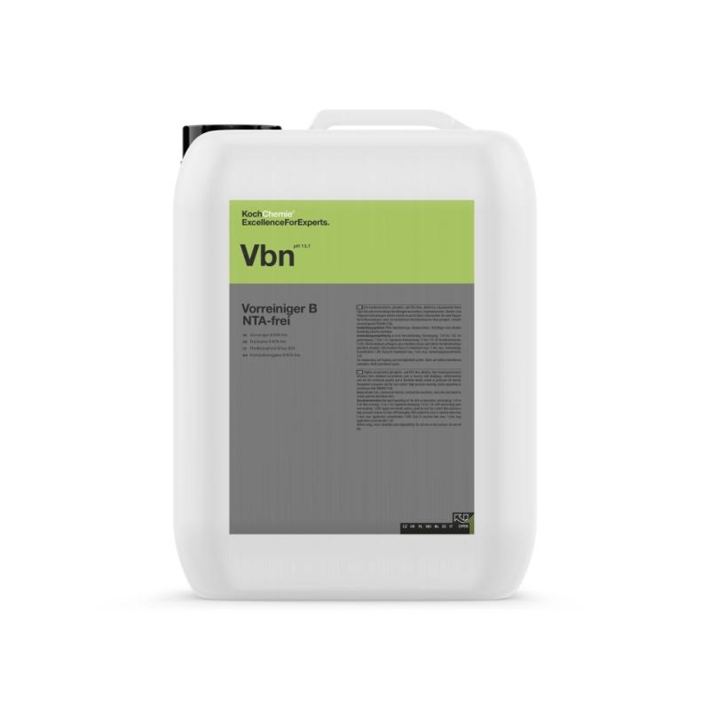 Bezkontaktní aktivní pěna, odstraňovač hmyzu Koch Vorreiniger B bez NTA 33 kg