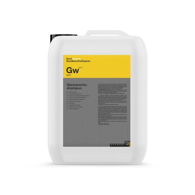 Autošampon s voskem Koch Glanzwachsshampoo 10 kg