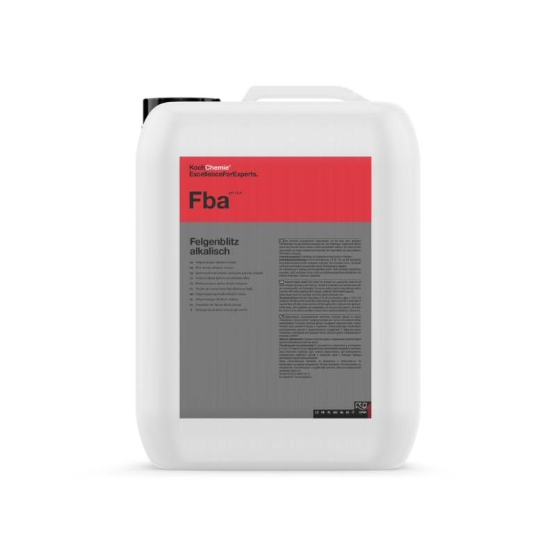 Čistič disků Koch Felgenblitz alkalický 11 kg