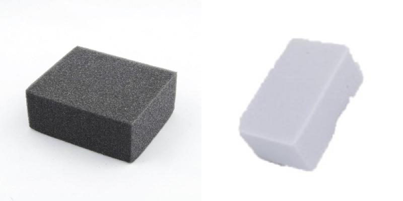 K ošetření vnitřních a vnějších plastů Koch Houba černá + šedá