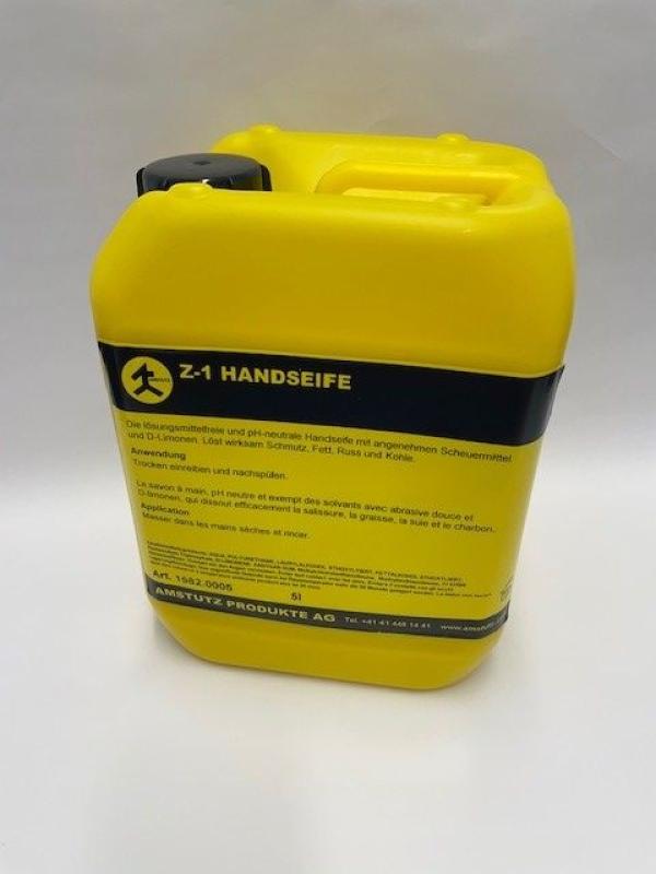 Mycí pasta na ruce Amstutz Z1 5 l (náhrada za MANEX S) s citrónovou vůní