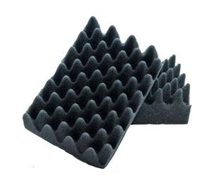 Speciální měkká černá houba na karoserii Lemmen anti scratch 72X010